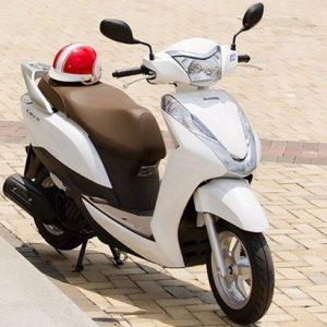 Cho Thuê Xe Máy Vườn Đào, Bãi Cháy ( Honda Lead Fi tiết kiệm nhiên liệu, chạy êm ái)