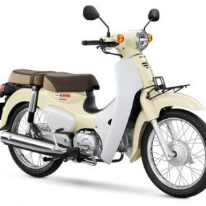 Xe Cub mẫu xe Classic - Cub 81 50cc ( Phân khối nhỏ phú hơp với học xinh dưới 18 tuổi)